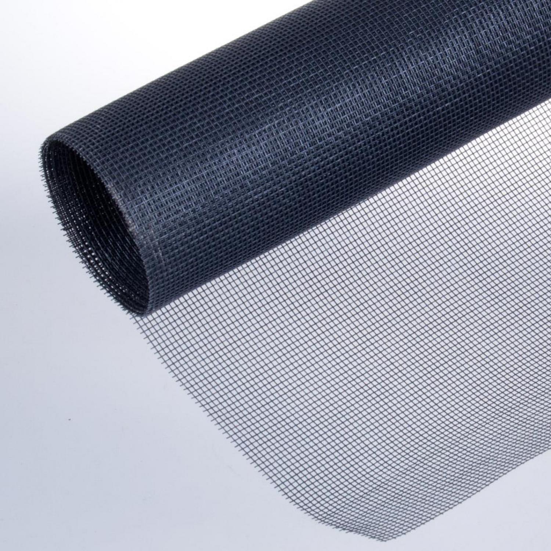 Ersatzrolle fiberglasgewebe f r fenster 140 x 150 cm schwarz for Klebefolie fenster schwarz