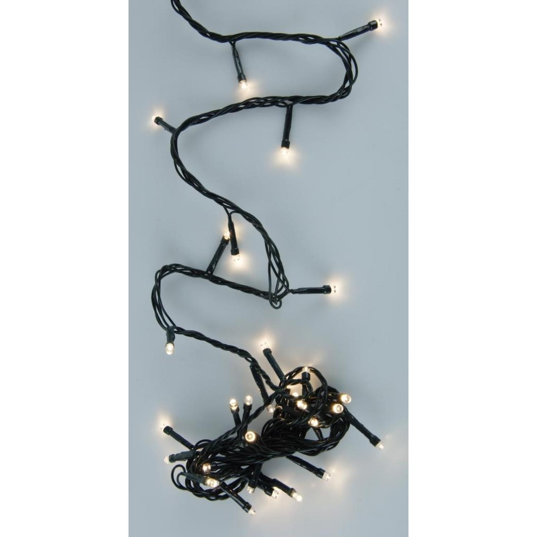 Lichterkette 96 LED Warm Weiß - innen & außen - 7