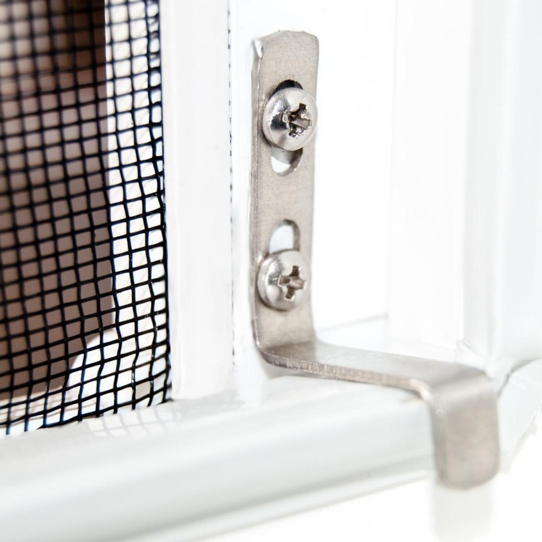 basis alu bausatz f r fenster fliegengitter insektenschutz. Black Bedroom Furniture Sets. Home Design Ideas