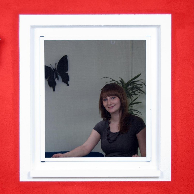 holz furnier profi alu bausatz f r fenster fliegengitter i. Black Bedroom Furniture Sets. Home Design Ideas
