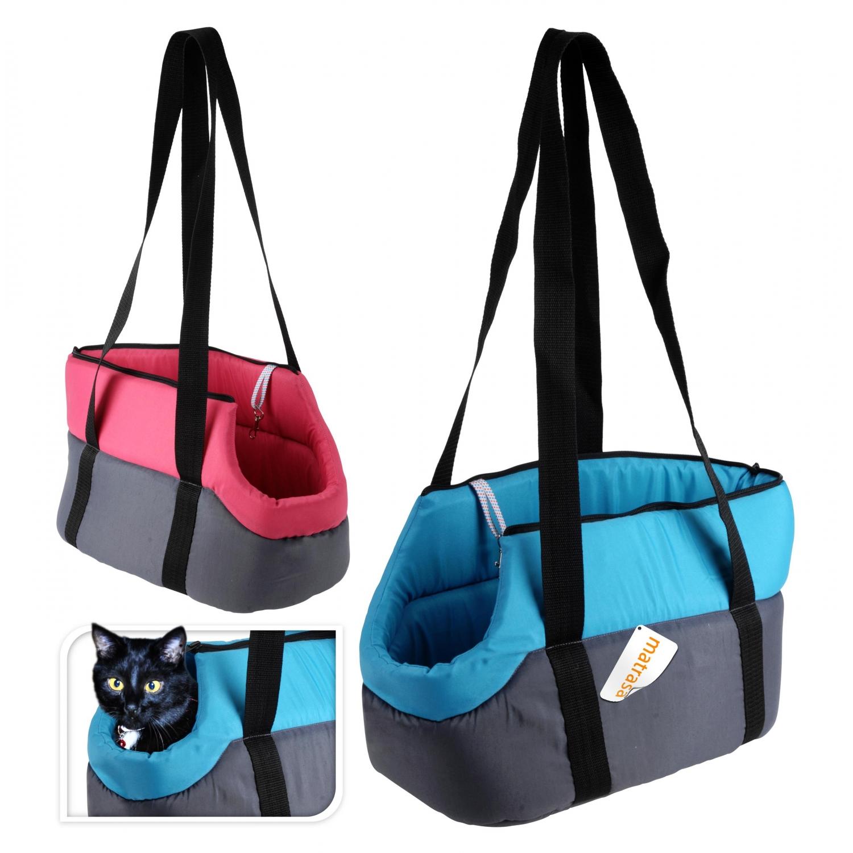 Hundetragetasche Katzentragetasche - Tragetasche für Hunde u Katzen