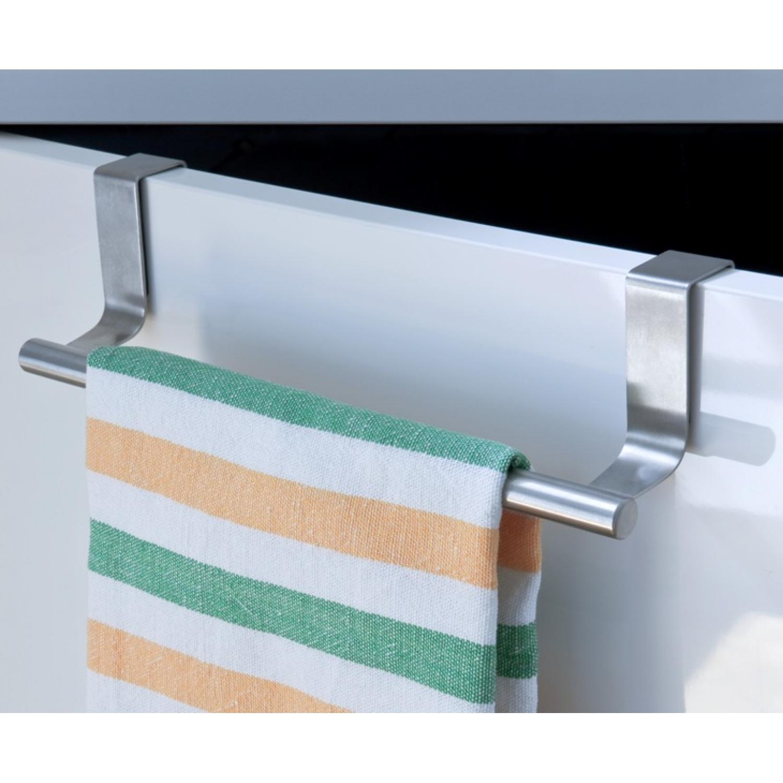 Innovativer Handtuchhalter für Küche und Bad, Edelstahl