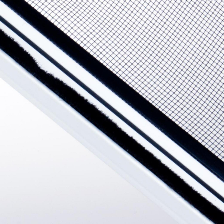 profi alu bausatz f r t r bis 100 x 210 cm wei. Black Bedroom Furniture Sets. Home Design Ideas