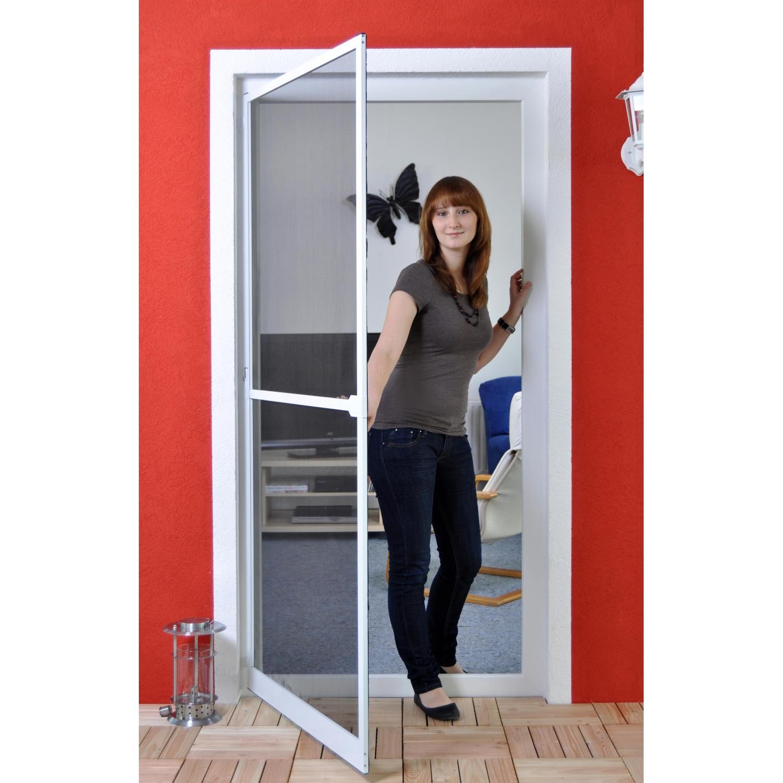 profi slim plus alu bausatz f r t r fliegengitter ins. Black Bedroom Furniture Sets. Home Design Ideas