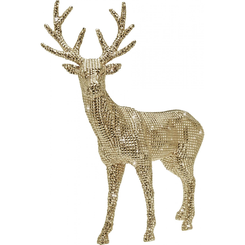 Weihnachtsdeko hirsch silber sammlung von for Edle weihnachtsdeko