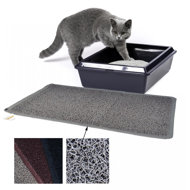 vorleger aus pvc f r katzentoiletten katzenklo fu ma. Black Bedroom Furniture Sets. Home Design Ideas