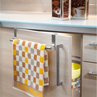 Handtuchhalter für Küche und Bad Edelstahl