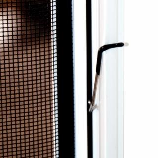 profi slim alu bausatz f r fenster fliegengitter insektens. Black Bedroom Furniture Sets. Home Design Ideas