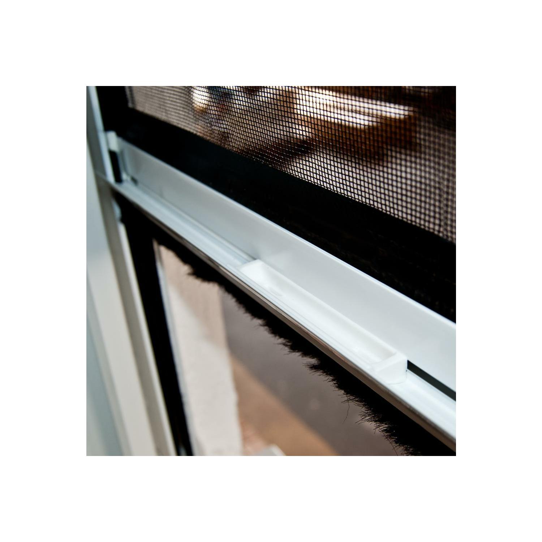 standard insektenschutz rollo f r fenster ohne bohren zum kl. Black Bedroom Furniture Sets. Home Design Ideas