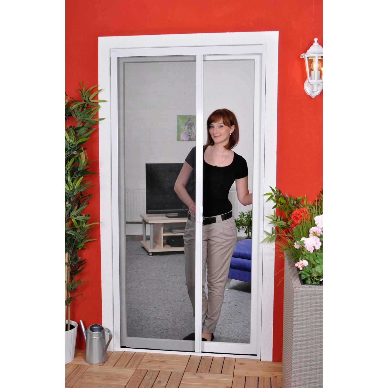 slim rollo fliegengitter f r t r als t rrollo. Black Bedroom Furniture Sets. Home Design Ideas