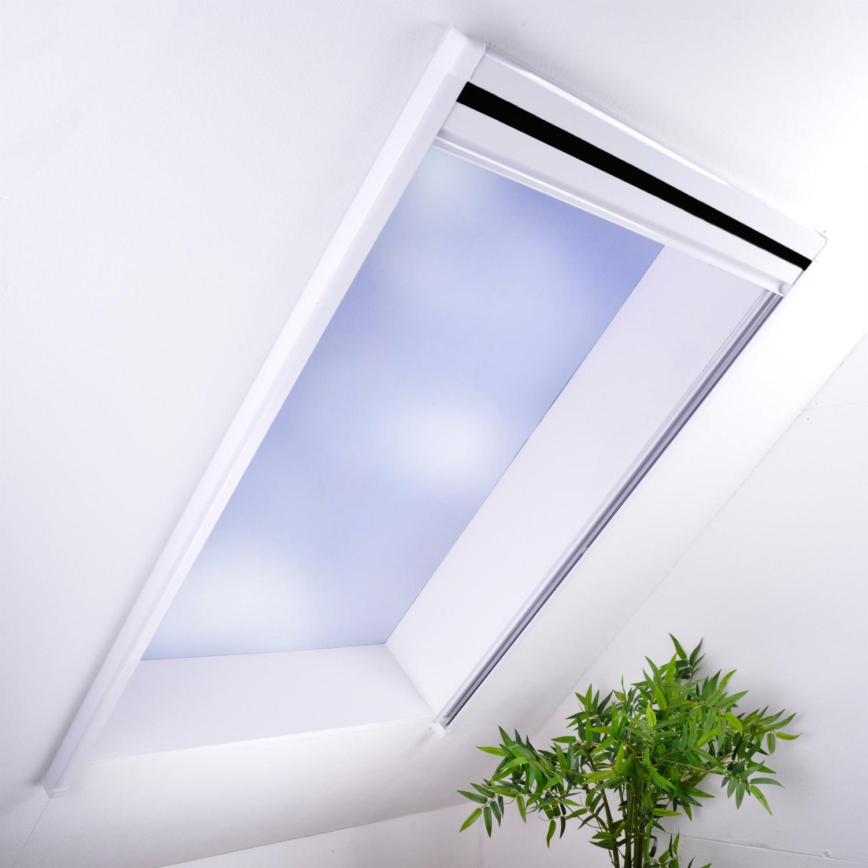 Sonnenschutz plissee f r dachfenster dachfensterplissee for Sonnenschutz dachfenster