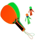 HELIX Power Spin Play - Speed Badminton - Federball Set -...