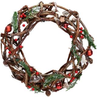 Weihnachtsdeko Für Adventskranz.Maha Matrasa Handel Gmbh