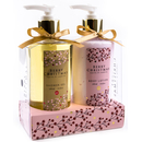 Duschset WILD BERRY Pumpspender Body Lotion & Duschgel -...